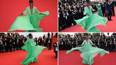 Cannes 2015: Lupita Nyong'o is belle of the fashion ball  The Cannes Film Festival, which opened Wednesday evening in France, boasts the most high-profile international red carpet next to the Oscars.  http://www.latimes.com/fashion/alltherage/la-ar-cannes-2015-lupita-nyongo-is-belle-of-the-fashion-ball-20150513-story.html