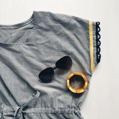 DIY Tutorial –Beach Coverup — Sew DIY