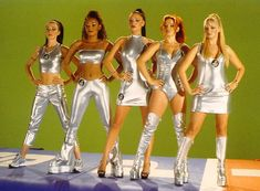 In my next life, I would like to come back as a Spice Girl. Preferably Baby or Posh, but Ginger would do nicely also.