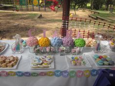 """Photo 19 of 21: butterflies, pink, purple, yellow, blue, green / Baby Naming """"Ciara's Naming Day"""" 