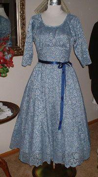 69f8b0b94f9 Sew Chic Pattern Company  The Southern Belle Dress Pattern
