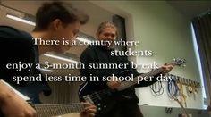 ¿Por qué Finlandia tiene el mejor sistema educativo del mundo? en http://www.yorokobu.es