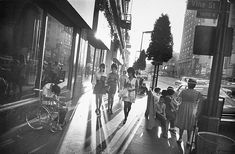 This is the photo that started it all for me. Gary Winogrand . 1969