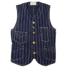 Double Wabash Vest