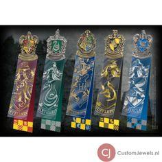Harry Potter bookmarks <3