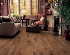 Chesapeake Maple Hardwood Floors by Armstrong