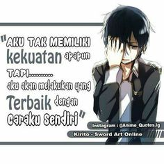 94 Foto Gambar Anime Quotes Indo Paling Bagus