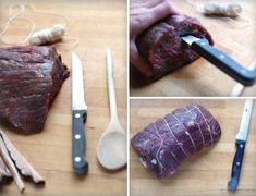 Svíčková na smetaně - dokonalý recept krok za krokem Beef, Food, Meat, Essen, Meals, Yemek, Eten, Steak