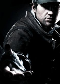 Aiden Pearce - Watch Dogs