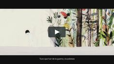 'Les poings sur les iles' For CJ animation Text Elise fontenaille Illustration Violeta lopiz Directed by LuBing Animated by LuBing, Kang Suhyun, Kim…