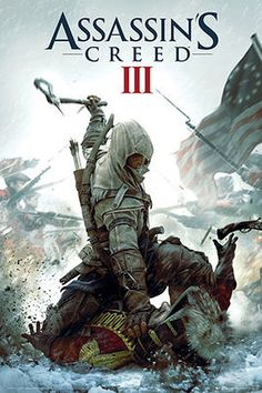 Póster Assassin's Creed III