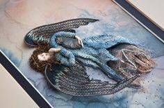 raised embroidery techniques - Поиск в Google