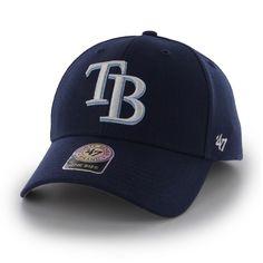 buy popular f0e07 1de78 Tampa Bay Rays MVP Home 47 Brand Adjustable Hat