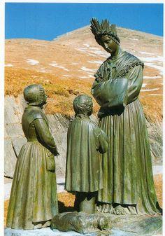 JEZUS en MARIA Groep.: DE BOODSCHAP VAN LA SALETTE (19/9/1846)