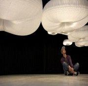WAN INTERIORS Lighting, Pendant lights CLOUD SOFTLIGHT MOBILE