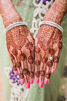 wedding henna. photo: anaandjerome.com