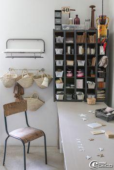 Atelier de Marie du Sordet de la boutique en ligne Chez les voisins + L'Atelier 61 340 Nocé dans Le Perche