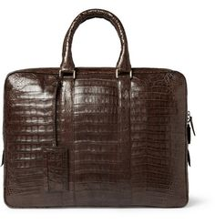 #Crocodile Bag #MrPorter Man of Style
