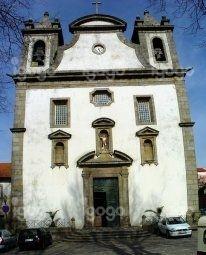 Church of São João Baptista da Foz do Douro in Porto.