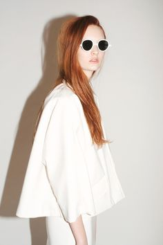 Codie Young by Tung Walsh for O by Tank Spring/Summer 2013!