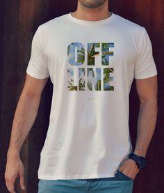 OFFLINE TShirt buy it: www.seidel-atelier.com