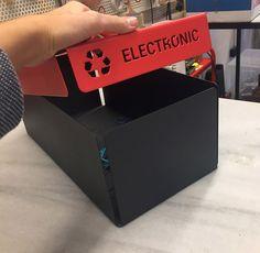 atık pil kutusu, atık elektronik kutusu