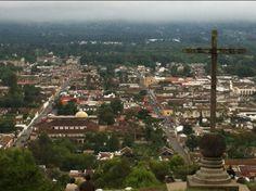Antigua, Cerro de la Cruz
