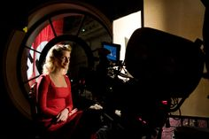 #Photo Inglourious Basterds Behind the scenes - Mélanie Laurent