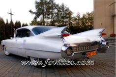 Fovilim | Zabytkowy Cadillac Fleetwood 1959r. (Presley) | Warszawa