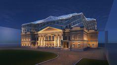 Ознакомьтесь с моим проектом в @Behance: «Classical Architectural Lighting» https://www.behance.net/gallery/43780939/Classical-Architectural-Lighting