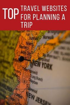 Top Travel Websites For Planning A Trip  Tofu Traveler