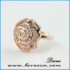 Item No.:CARI042 #Wholesale, #swarovski, #rings, #jewelry, #crystal, #love, #wedding, #bridal, #diamond, #fashion, #factory Gold Rings, Gemstone Rings, Swarovski Ring, Rose Gold, Bridal, Crystals, Diamond, Wedding, Fashion