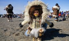 A child in traditional parka in Alaska. Pinned by indus® in honor of the indigenous people of North America who have influenced our indigenous medicine and spirituality by virtue of their being a member of a tribe from the Western Region through the Plains including the beginning of time until tomorrow