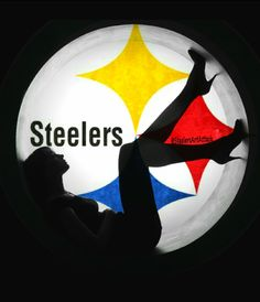 Check out all our Pittsburgh Steelers merchandise! Pittsburgh Steelers Cheerleaders, Pittsburgh Steelers Merchandise, Here We Go Steelers, Pittsburgh Steelers Logo, Steelers Football, Steelers Stuff, Steelers Images, Pittsburgh Steelers Wallpaper, Nfl Logo