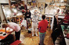 London Streetwear: Just Brilliant  STORY BY: ALEX FRANK , PHOTOGRAPHY: JACKIE DEWE MATHEWS (F84)