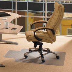Floortex Computex Antistatic Chair Mat - 319226LV