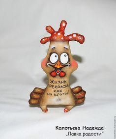 Купить Кофейные позитивчики: Петушок - бордовый, кофейные позитивчики, кофейные игрушки, новогодний сувенир, петух