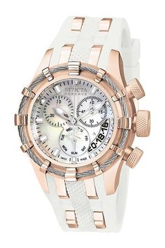 Invicta Women's Reserve Bolt Chronograph Watch by SWI Group on @HauteLook