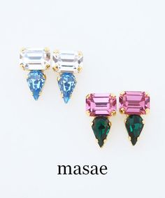 【masae】BIJOUX COLLECTION DAINTY PIERCES I #シータ・ミュー