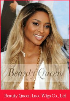 Shop our online store for blonde hair wigs for women.Best Lace Frontal Hair Blonde Wigs Platinum Blonde Ombre Hair From Our Wigs Shops,Buy The Wig Now With Big Discount. Cabelo Ombre Hair, Blonde Ombre Hair, Blonde Wig, Olive Skin Blonde Hair, Blonde Color, Ciara Blonde Hair, Wavy Hair, Blonde Weave, Dyed Hair