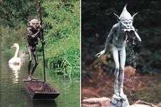 Tolkien Inspired Bronze Sculptures