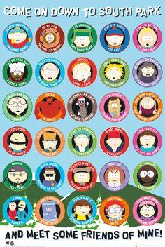 I miss these boys! South park fun    ...BTW, GET YOUR SOUTH PARK APP:  play.google.com/...