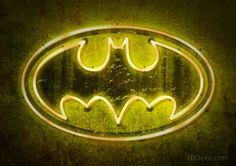 Image via We Heart It https://weheartit.com/entry/159973534/via/7579460 #batman #deviantart #Logo #yellow #3ftdeep