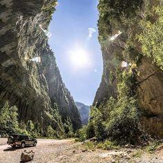 Живописная Абхазия. / Путешествие с комфортом. (Abkhazia)