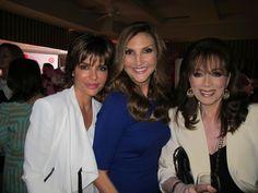 With Lisa Rinna and Heather McDonald