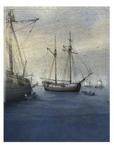 La isla del Tesoro (Ilustración: Jordi Vila Delclòs)