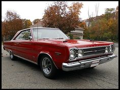 1967 Plymouth GTX  472 CI, 4-Speed