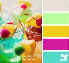 tropical colour palettes - Google Search