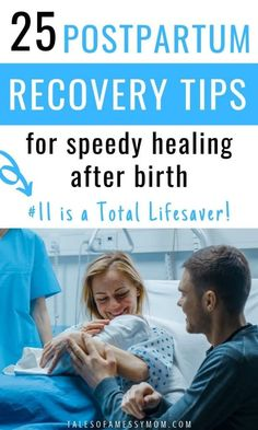 25 postpartum recovery tips for healing after birth. Some of the best post partum care tips for first time moms and seasoned moms. What all new moms should do after baby for vaginal healing, breastfeeding, exercise, mental health, and more. Time Moms Tips Postpartum Care, Postpartum Recovery, Postpartum Depression, Acl Recovery, Burnout Recovery, Recovery Humor, Codependency Recovery, Surgery Recovery, Diets