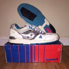 Deadstock w/ Box Saucony Triad Crossport Runnings Shoes Sneakers Mens Sz 10 #Saucony #RunningCrossTraining